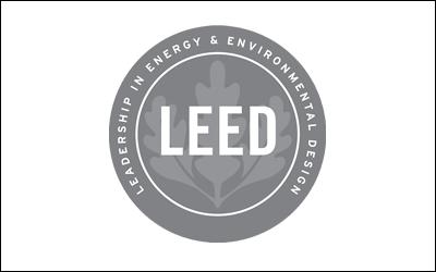 Leadership in Energy & Environmental Design Logo